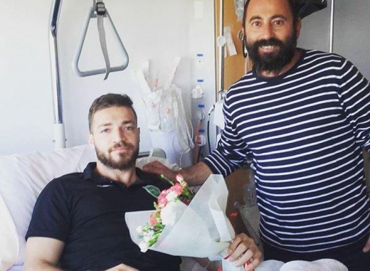 Δερύνεια: Ένιωσε αδιαθεσία μετά το παιχνίδι ο Κύπριος ποδοσφαιριστής