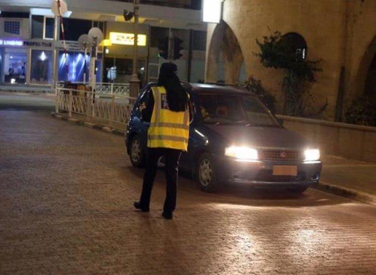 Επ. Αμμοχώστου: Άλλες 38 καταγγελίες για αχρείαστη μετακίνηση!