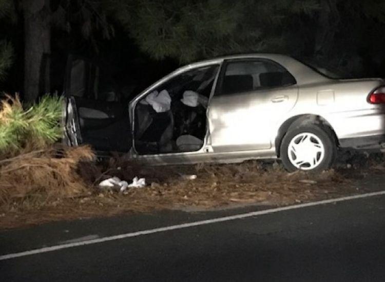 Κύπρος: Ξεψύχησε στα συντρίμμια του αυτοκινήτου της κόρης της η άτυχη Μέλπω (ΦΩΤΟ)