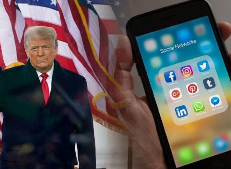 Facebook και Instagram μπλοκάρουν τον Ντόναλντ Τραμπ μέχρι νεωτέρας