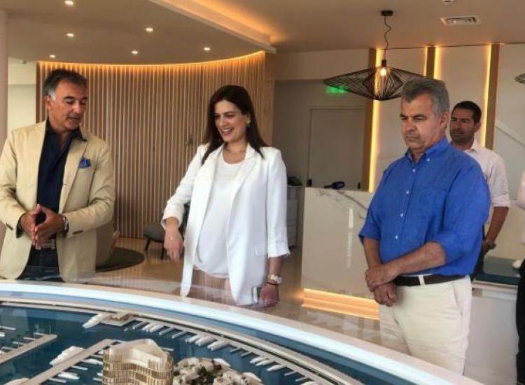 Μαρίνα Αγίας Νάπας: Σήμερα η πρώτη άφιξη σκάφους από το εξωτερικό