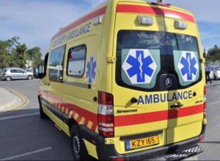 Σοβαρό τροχαίο στο Δασάκι της Άχνας-Μοτοσικλέτα συγκρούστηκε με όχημα