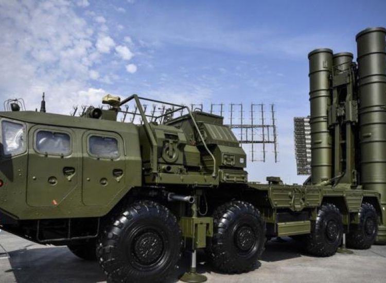 Reuters: Η Τουρκία εκτόξευσε πύραυλο S-400 στη Μαύρη Θάλασσα