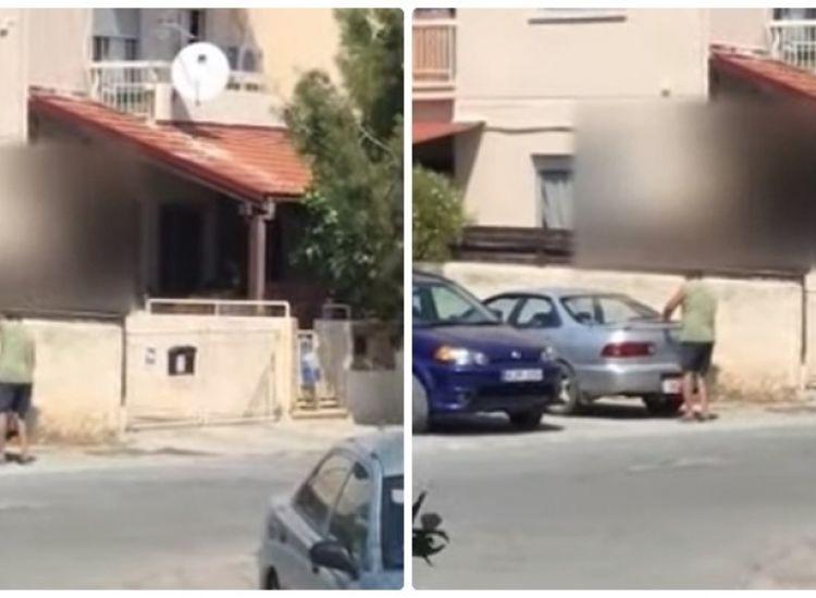 Κύπρος: Άντρας κλειδώνει με τη βία τον σκύλο του στο πορτ μπαγκάζ- ΒΙΝΤΕΟ