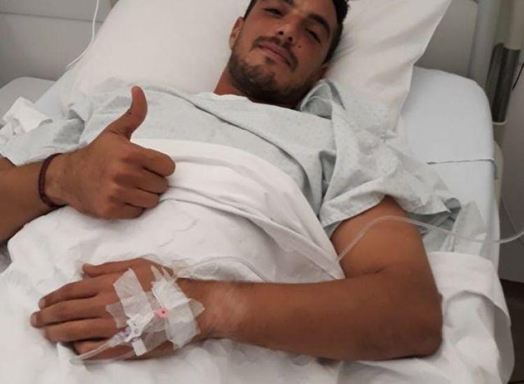 Υποβλήθηκε σε χειρουργική επέμβαση ο Κίττος