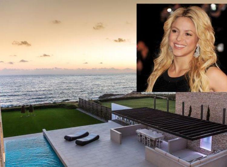 Αγόρασε σπίτι στην Κύπρο η Shakira