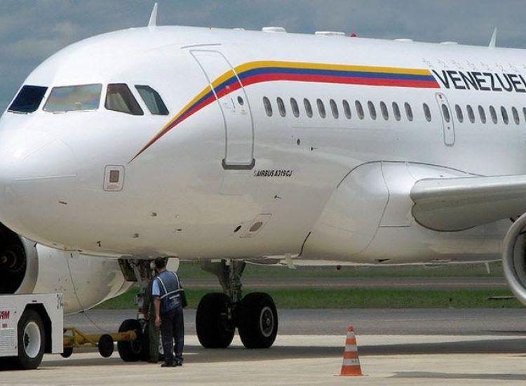 Times: Tι έκανε στην Ελλάδα το αεροσκάφος της Βενεζουέλας