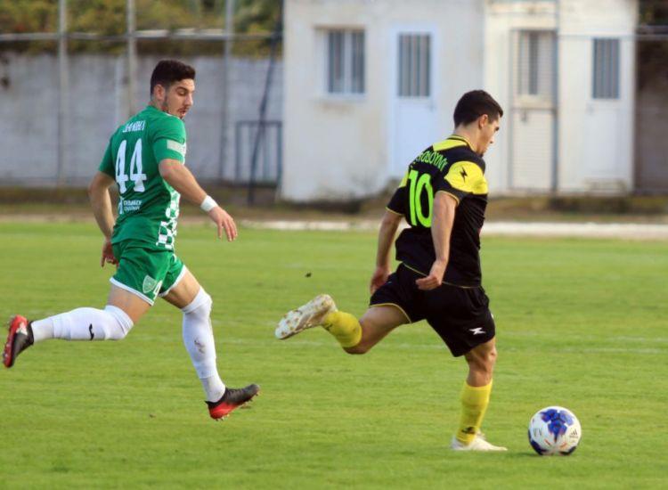 Ακρίτας - Αναγέννηση (0-0): Λευκή ισοπαλία στη Χλώρακα