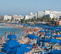 Κύπρος: Μείωση 84,1% στον τουρισμό το 2020