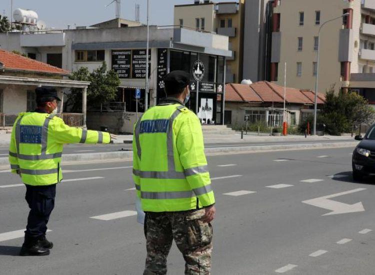 Επ. Αμμοχώστου: Εφτά άτομα παραβίασαν τα μέτρα και καταγγέλθηκαν