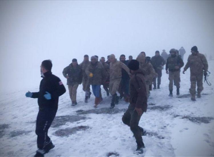 Συντριβή στρατιωτικού ελικοπτέρου στην Τουρκία - Εννέα νεκροί