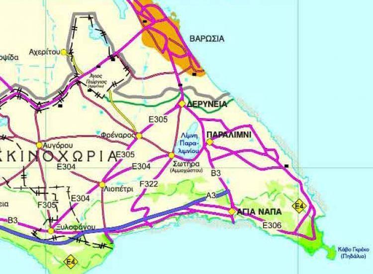 Αυξήθηκαν τα κρούσματα σε Παραλίμνι, Δερύνεια και Αυγόρου