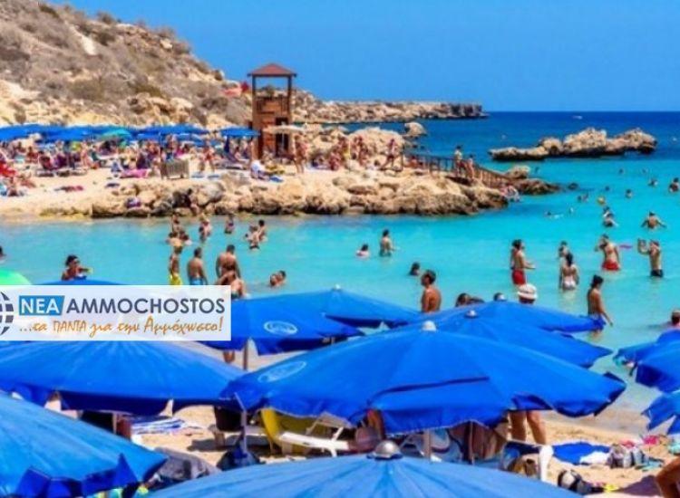 Αυτό είναι το πρωτόκολλο για τις παραλίες-Στα τέσσερα μέτρα οι ομπρέλες