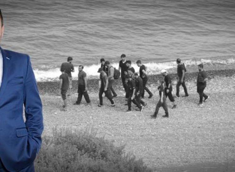Κυπρος: Φόβοι ότι μεταξύ των μεταναστών που φθάνουν είναι και τζιχαντιστές