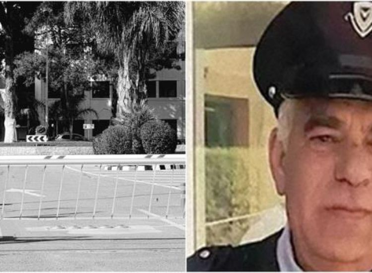 «Έφυγε» ο αστυνομικός Ν.Οικονομίδης