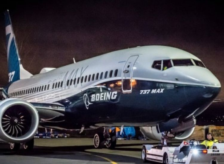 Καθηλώνει και η Βρετανία τα Boeing 737 MAX 8