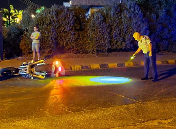 Σοβαρό τροχαίο ατύχημα στο Λιοπέτρι