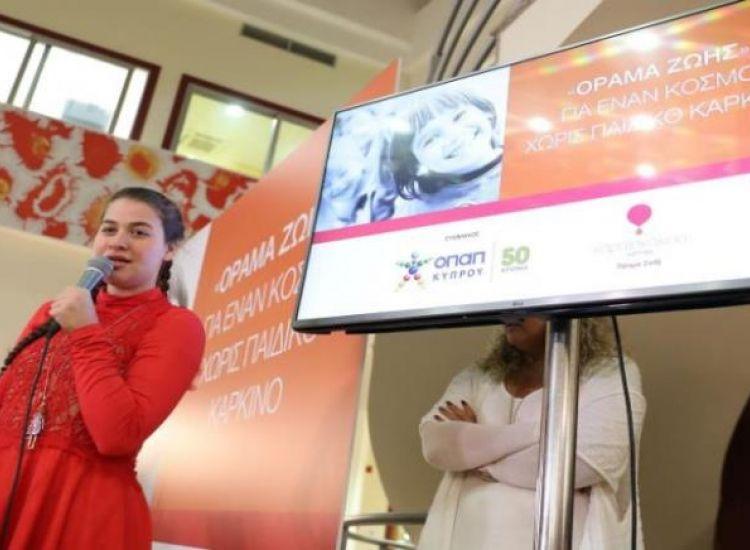 Νεφέλη: Το κοριτσάκι που δεν μπορεί να μιλήσει, όμως τραγουδά αγγελικά