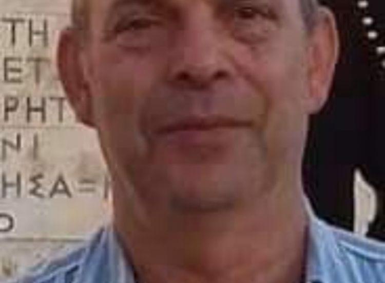 Λιοπέτρι: Απεβίωσε ο Πάρης Παρασκευά