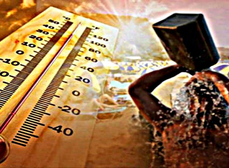 Πρώτη εβδομάδα Αυγούστου και θα τα 'χει όλα… Από άνοδο της θερμοκρασίας μέχρι και καταιγίδα