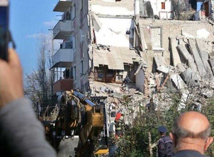 Αλβανία: Στους 18 οι νεκροί από τον σεισμό, σύμφωνα με νεότερο απολογισμό