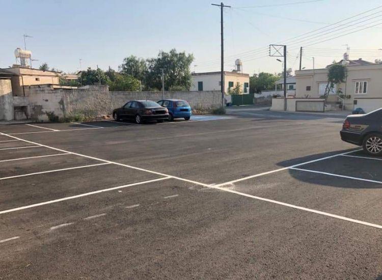 Δερύνεια: Δημιουργήθηκε ακόμα ένας χώρος στάθμευσης στο Δήμο