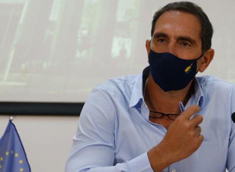 Κ. Ιωάννου: Λυπηρό ότι παρατηρείται μειωμένο ενδιαφέρον στους εμβολιασμούς νέων