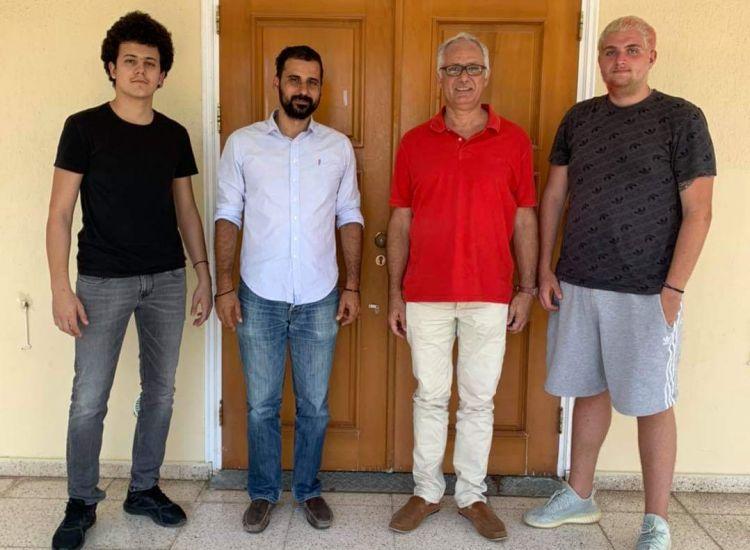 Λύκειο Παραλιμνίου: Σπουδαία κίνηση ανθρωπιάς από τους μαθητές