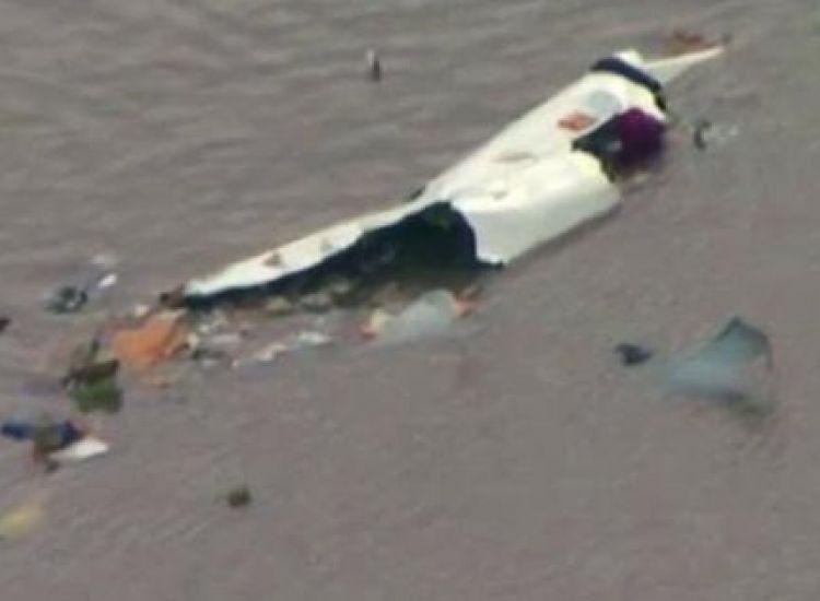 Συνετρίβη Boeing 767 κοντά στο Χιούστον (ΦΩΤΟ)