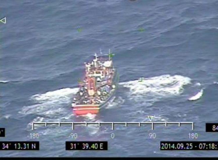 Στον Πρωταρά σκάφος με 75 μετανάστες - Ήρθε από τη Συρία