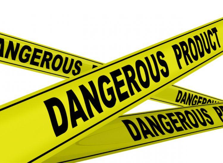 Εντοπίστηκαν επικίνδυνα προϊόντα στην κυπριακή αγορά