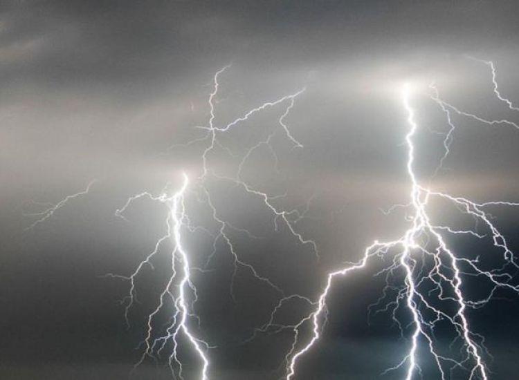 Νέα κίτρινη προειδοποίηση για καταιγίδες