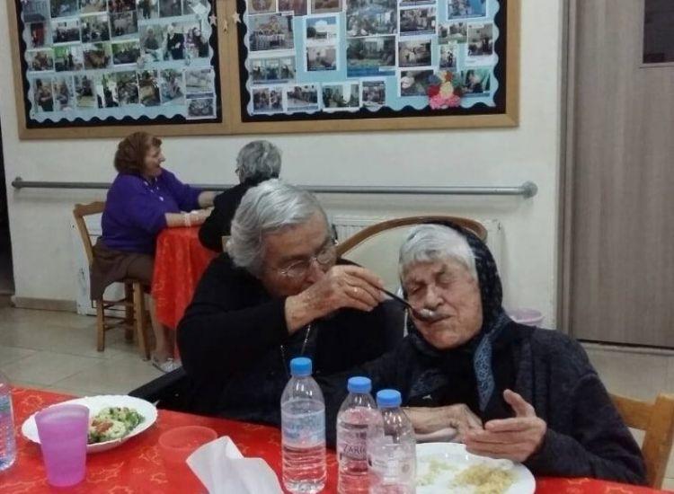 ΚΕΠΑ: Μια συγκινητική πράξη από την γιαγιά Μαργαρίτα