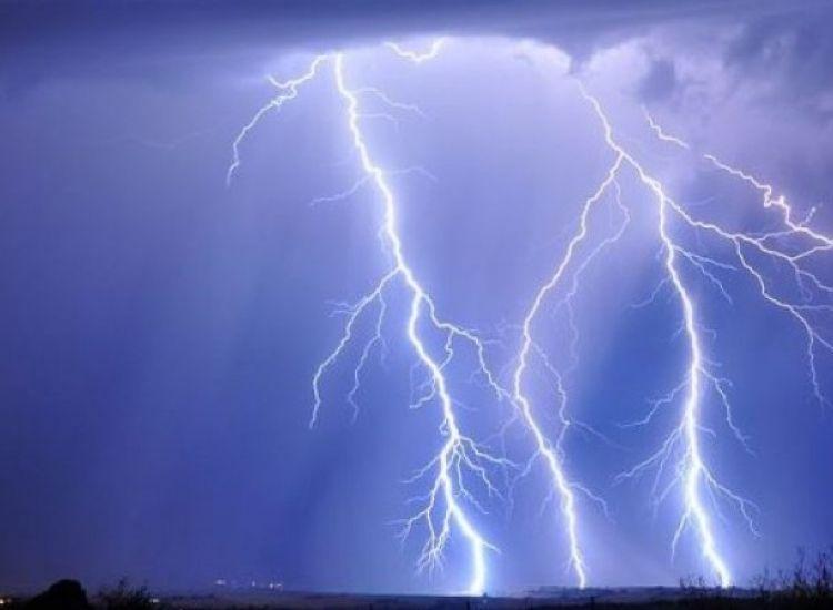 Κίτρινη προειδοποίηση για ισχυρές καταιγίδες - Ο καιρός στην επ. Αμμοχώστου
