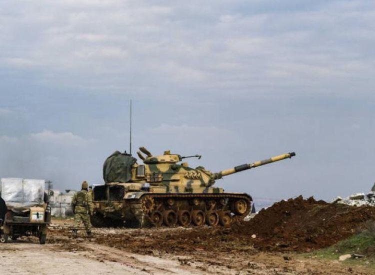 Τουρκικά ΜΜΕ: Μπήκε στο Ιντλίμπ ο τουρκικός στρατός