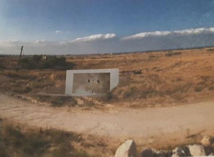 Υπαίθριος κινηματογράφος δημιουργείται εντός της νεκρής ζώνης στη Δερύνεια