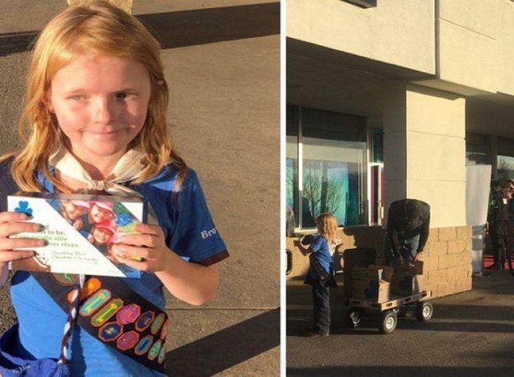 Η 9χρονη που εκμεταλλεύεται τη νομιμοποίηση της κάνναβης σε Καναδά