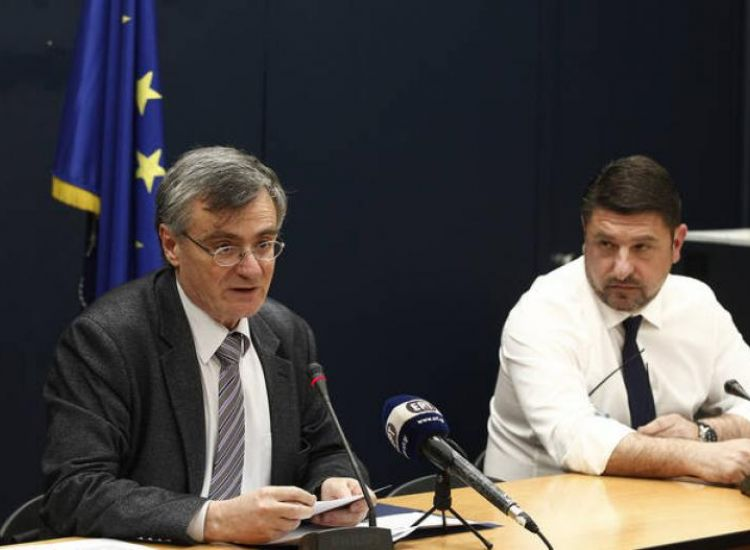 Ελλάδα: 77 νέα κρουσματα, ενώ οι νεκροί έφτασαν τους 81