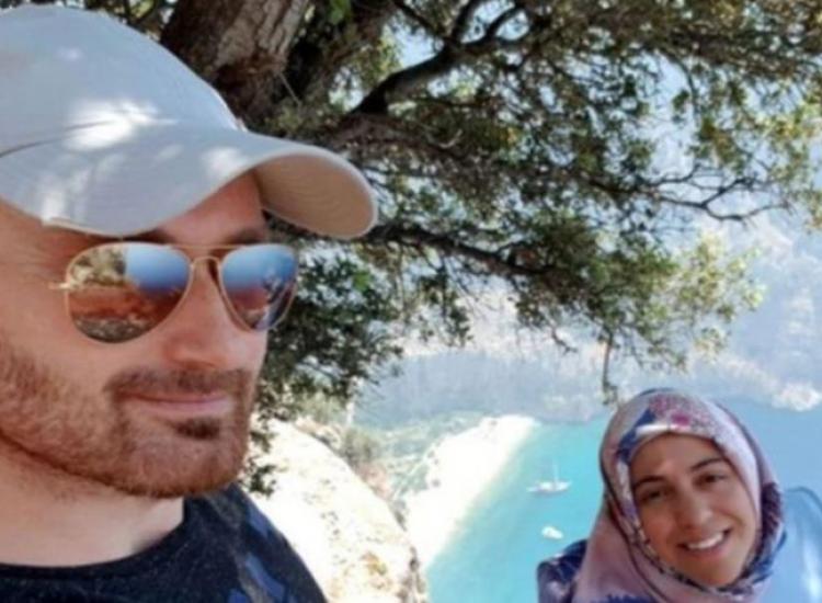 Τούρκος κατηγορείται ότι έσπρωξε από γκρεμό την έγκυο γυναίκα του-Η selfie πριν την πτώση