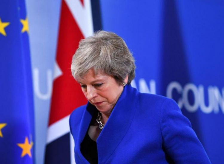 Ανάλυση: Αντίστροφη μέτρηση και για Brexit και για Τερέζα Μέι