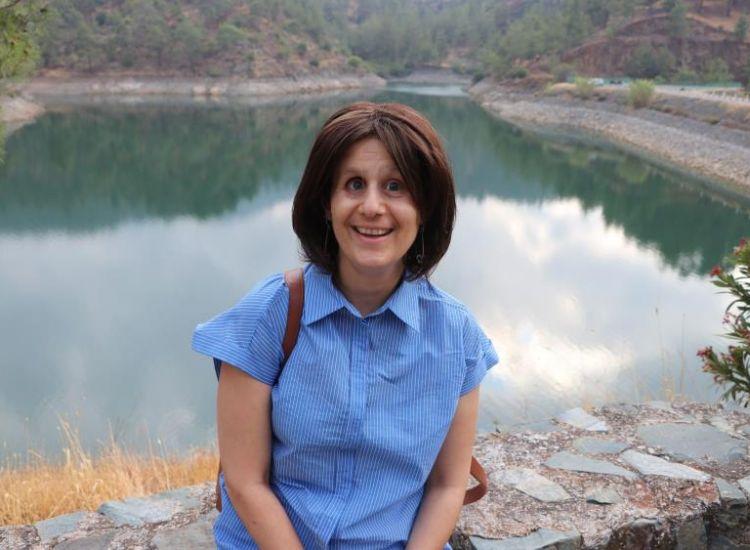 Θλίψη στην Παγκύπρια Οργάνωση Τυφλών... Έφυγε η Μαρία Κυριάκου