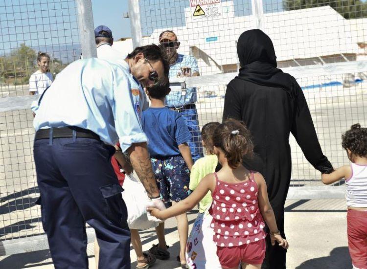 ΚΑΒΟ ΓΚΡΕΚΟ: Από το Λίβανο με προορισμό την ελπίδα ξεκίνησαν οι μετανάστες