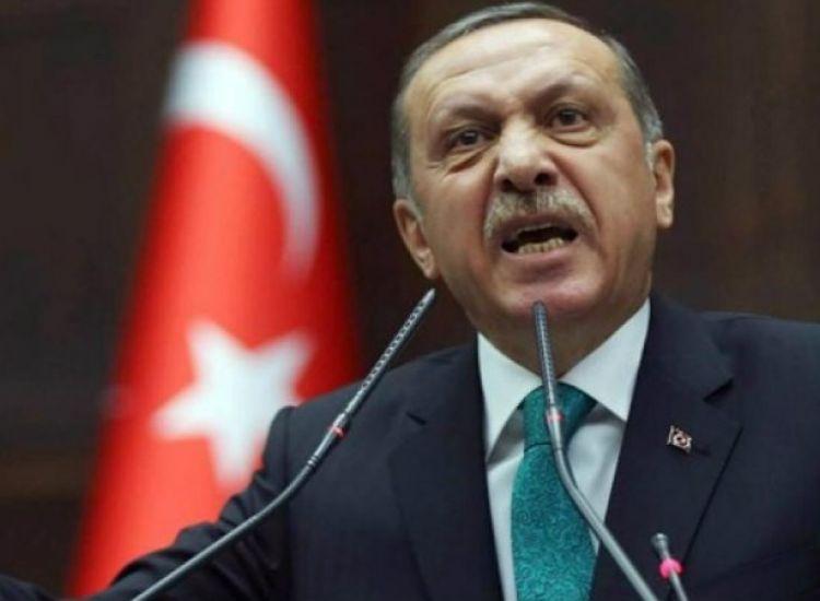 Οργή Ερντογάν: Ατζαμής ο Μακρόν - Έχουμε δικαιώματα στην Κύπρο