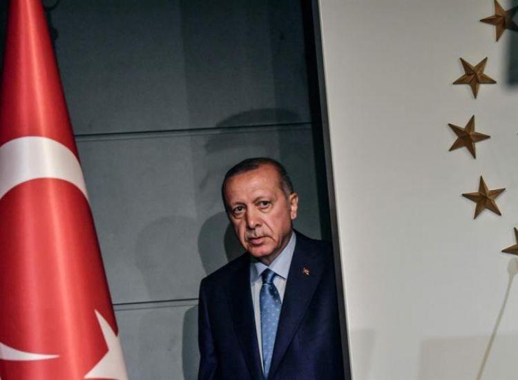 Ερντογάν: Για σφαγές αμάχων, δείτε την Κύπρο πριν το '74