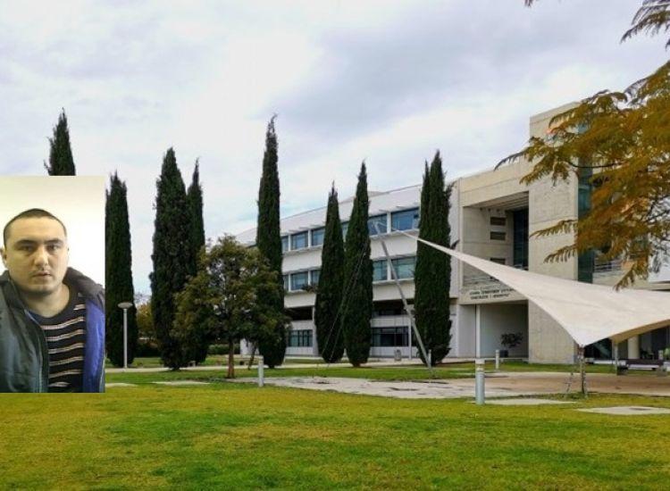 Κύπρος: Έφυγε ξαφνικά 32χρονος φοιτητής - Θλίψη στο Πανεπιστήμιο Κύπρου
