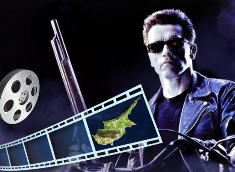 Ταινία €70 εκατ. με πρωταγωνιστή τον Σβαρτσενέγκερ στην Κύπρο!