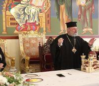 Η ειδική παραγγελία τούρτας για τα 80α γενέθλια του Αρχιεπισκόπου (photos)