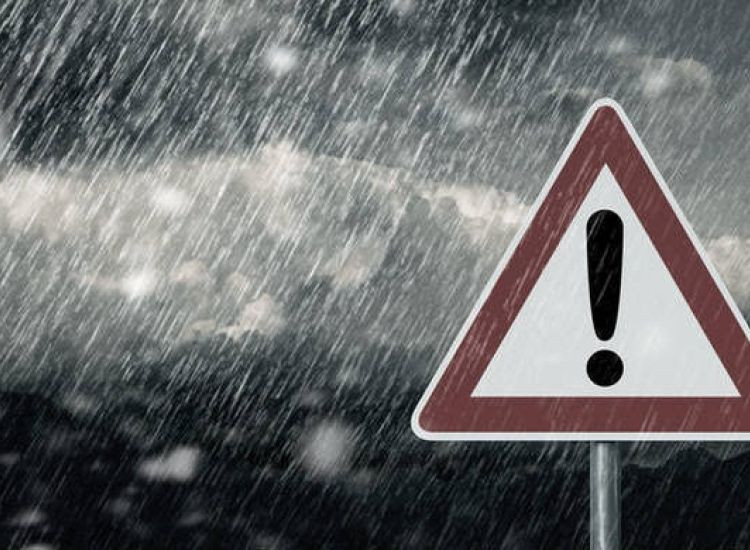 Αμμόχωστος: Διακοπές ρεύματος, χαλάζι, και καταιγίδες (video)