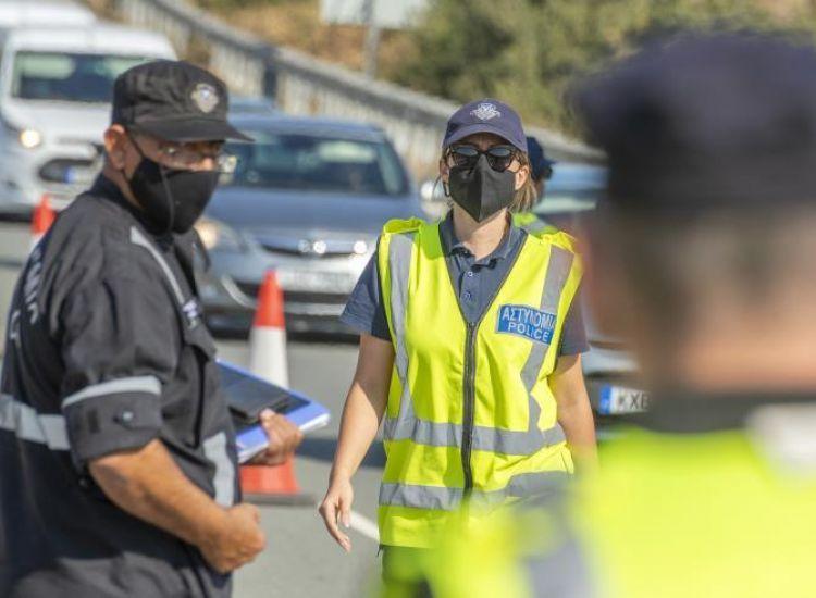 Επ. Αμμοχώστου: Καταγγέλθηκαν πέντε άτομα για παραβίαση των μέτρων