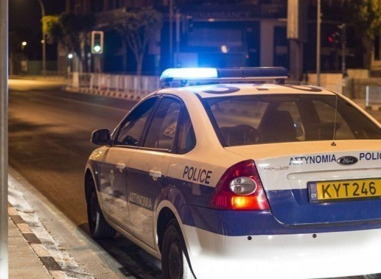"""Κορονοϊός: """"Σαφάρι"""" της αστυνομίας Αμμοχώστου στους δρόμους"""